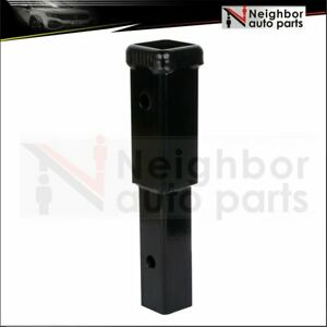 4000lbs 2 Trailer Hitch Receiver Adapter Extender Tow