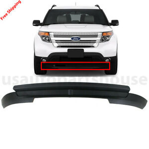 Capa Textured Front Lower Valance Panel Fits 2011 2015 Ford Explorer Fo1095239