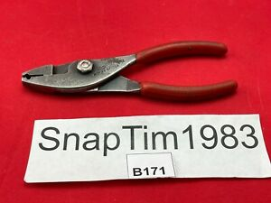 Snap On Tools Hcp46bp Slip Joint Corbin Hose Clamp Pliers