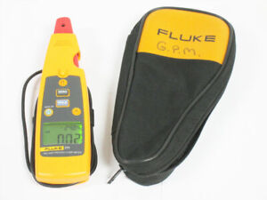 Fluke 771 Milliamp Process Clamp Meter With Case B