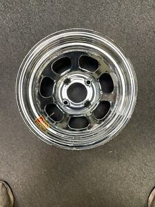 Aero Race Wheels 4 lug Mini Stock 13x8 Wheel 4 50 Bolt Pattern Chrome