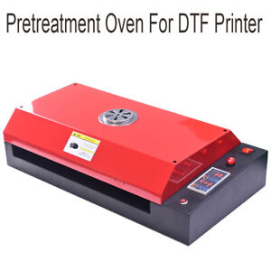 For Dtf Printer Oven Pretreatment Machine For A3 A4 Light Weight Dryer Machine