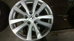 Oem 1 Wheel Rim For Civic Alloy B Grade W Tpms Edge Chew