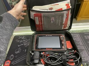 Snap On Solus Edge Automotive Scanner 16 2 Software Eesc320 used