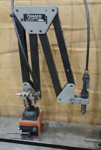 Flexarm Model S 36 Pneumatic Tapping Arm W Mag Base