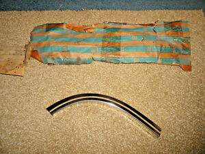 1960 Chevy Pass Impala Bel Air Nos Rh Front Upper Fender Molding 3774536