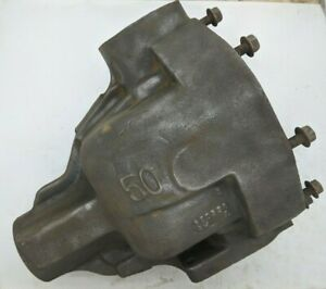 Ford Dana 50 Ttb Ifs Front Axle Differential 3rd Member Housing 83 97