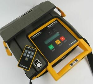 Medtronic Physio control Lifepak 500t Aed Training System Tested To Power On