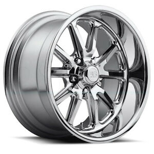 20x9 5 Chrome Wheels Us Mags U110 Rambler 5x4 75 5x120 65 1 Set Of 4 72 56