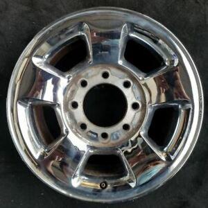 17 Chrome Dodge Ram 1500 2500 3500 Pickup 2003 2009 Oem Factory Wheel Rim 2187c