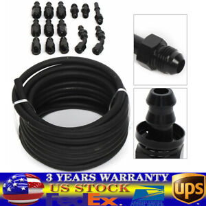 6an Fuel Injection Hose Line Kit Complete Ls Conversion Kit With Efi Fitting
