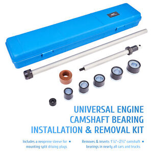 16pc Cam Bearing Installation And Removal Tool Set For 1 1 8 To 2 2 3 Bearings