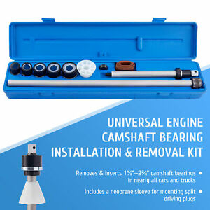 16pc Cam Bearing Removal And Installation Tool Set F 1 1 8 To 2 2 3 Bearings