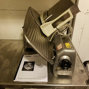 Hobart Model 512 Meat Vegetable Slicer