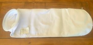 New Filter Bag Size 2 7 X 32 25 Micron Poly Ring