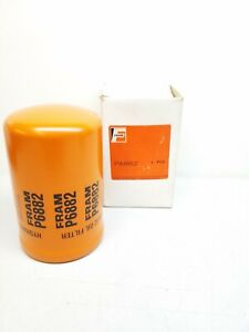 P6882 Fram Hydraulic Oil Filter Made In Usa