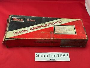 Snap On Tool Combination Puller Set Cj93b Usa Slide Hammer