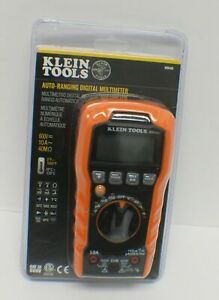 Klein Tools Mm400 600v Digital Multimeter