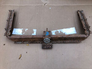 1930 1931 Model A Ford Adjustable Seat Frame Track Coupe Fordor 30 31 3