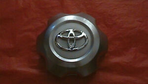 Fits 2006 2009 4runner Center Caps Hubcaps Toyota Hyper Silver Used 69481 1pc