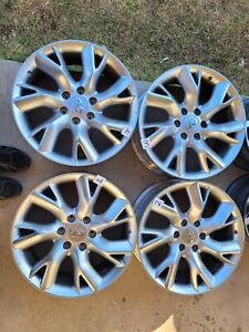 2011 2014 Infiniti Qx56 Qx80 20 Factory Oem Wheels Rims Set Of 4 Free Shipping