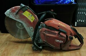ma3 Hilti Dsh 700 x Gas Cut Off Saw