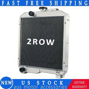 Sba310100630 For Ford New Holland 1715 Radiator Compact Tractor