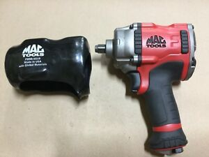 Mac Tools Monster Mpf980501 1 2 Drive Air Pneumatic Heavy Duty Impact Wrench