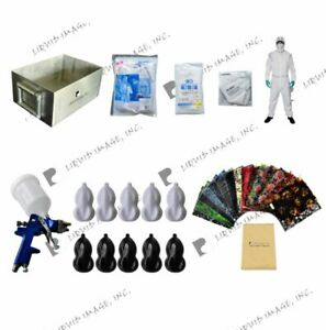 A3 Kit Water Transfer Hydrographic Machine Mini Tank For New Starter Activator S