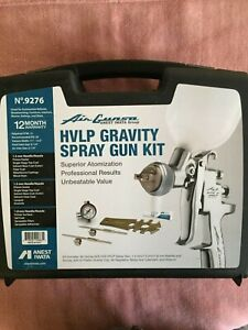 Air Gunsa Hvlp Gravity Spray Gun Kit Part 9276 New Free Shipping