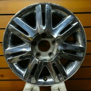 Chrysler Town Country 2008 2010 17 Inch Factory Oem Wheel Rim Chrome Used 2333