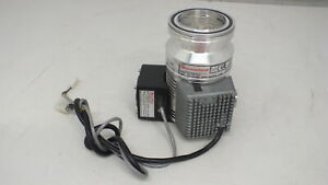 Edwards Ext 75dx 24v Dc Turbo Pump B722 41 000 With Acx75 Aircooler