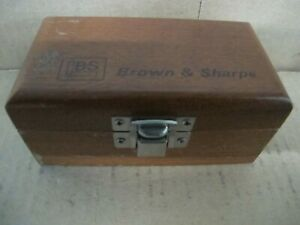 Brown Sharpe No 7024 3 Bestest Dial Indicator