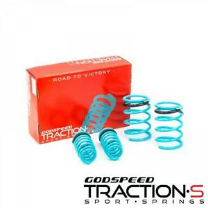 Godspeed Traction s Performance Lowering Springs For Rsx 05 06