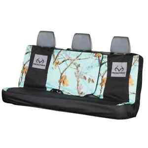 Realtree Mint Green Bench Seat Cover Universal Truck Car Auto Camouflage
