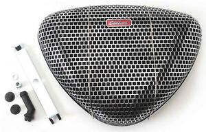 Edelbrock 1002 Air Cleaner Pro Flo 1000 Triangular Fits Sbc Bbc Sbf Chevy Ford