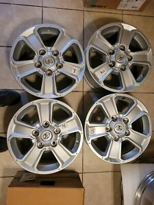 2014 2020 Toyota Tundra 18 Oem Factory Wheels Rims Silver Free Shipping