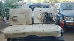 70 Dodge Plymouth Charger Gtx Roadrunner Front Bench Seat