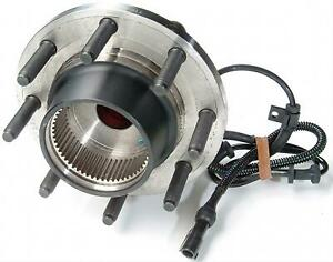 Moog Chassis Parts Wheel Hub And Bearing Assembly Front Ford Each 515020