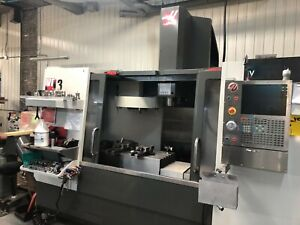 2012 Haas Vf 3 Vertical Cnc Machining Center W tooling