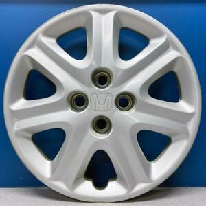 One 2003 2005 Honda Civic 55056 15 7 Spoke Hubcap Wheel Cover 44733sda30