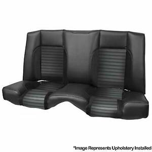 1966 67 Chevelle Coupe Universal Pro Series Style Sport Rear Seat Upholstery