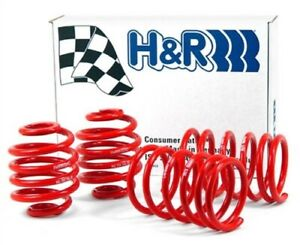 H r 50424 88 92 98 Bmw 325i 325is 328i 328is E36 Race Lowering Springs