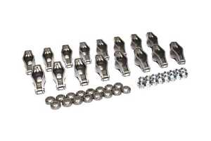 Comp Cams Magnum Roller Rocker Arm Set W 1 6 Ratio For Amc Ford And Oldsmobile