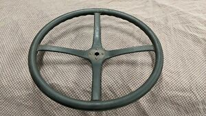 Ford Model A Splined Steering Wheel vintage And In Useable Condition Or Rat Rod
