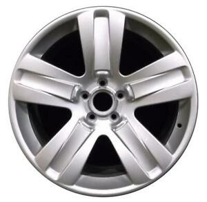 1 Wheel Rim For 2010 Cont gt Recon 19x9 5 Spoke Silver