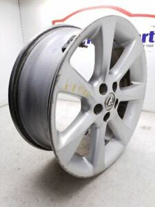 Wheel 19x7 1 2 Alloy 7 Spoke Excluding Chrome Fits 10 12 Lexus Rx350