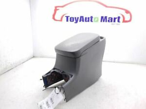 Console Front Floor Bucket Seat 5 Speed 4 Cylinder Fits 05 11 Tacoma Gry Fd13