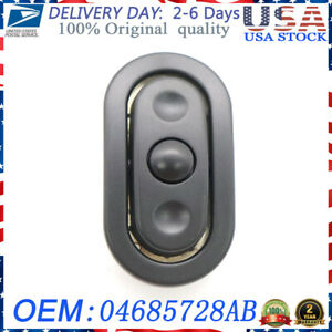 For Dodge Ram Chrysler Jeep Right Volume Remote Control Steering Wheel Switch