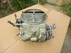 Holley 4412 Carburetor Carb 500 Cfm 4412 1 Street Strip Circle Track Rebuilt